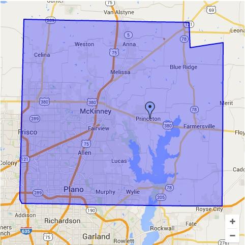Directional Boring Contractor Collin County, TX