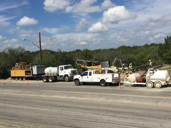 Utility Directional Boring Contractors Collin County, TX